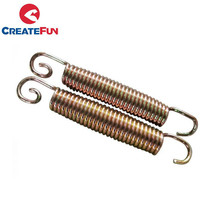 CreateFun Stainless extension spring with hook