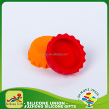 Multi Color Custom Silicone Beer Bottle Cap
