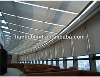 transparent roller blind ,uv-protection curtain fabric,semi-blackout roller blinds fabric