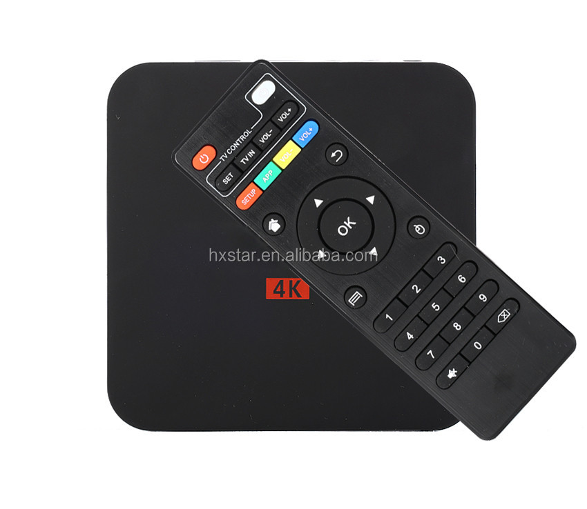 2016 smart android mxpro tv box Amlogic s905 MX PRO 4K Android box Best selling products in USA UK CAnada