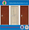 teak oak/beech natural veneer moulded door skin wood skin door