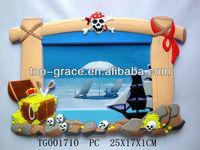 new polyresin sea photo frame