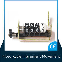 digital meter speedometer motorcycle of odometer reset