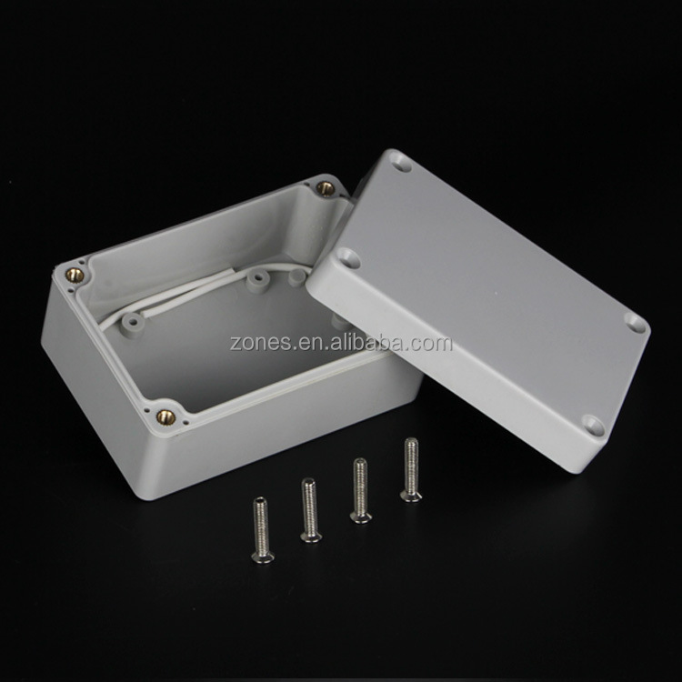 ip65 water proof case types of electrical terminal junction boxes