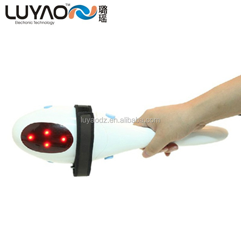Hand held back vibrators for massage LY-618A