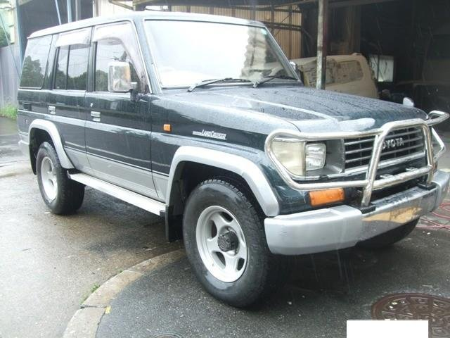 1994 TOYOTA Land Cruiser Prado SX TURBO/Y-KZJ78W/ Used car From Japan / ( 100714110959 )