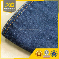 good quality acid wash denim jeans fabric from china factory