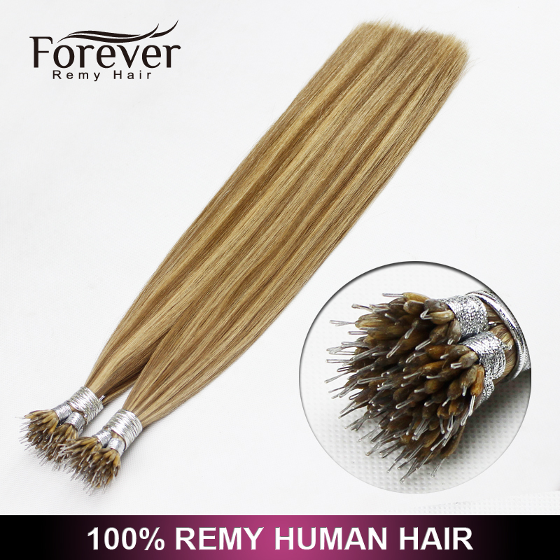 Famous products made in china top ten selling products In Alibaba Curly Nano Ring Virgin Remy Hair Extension