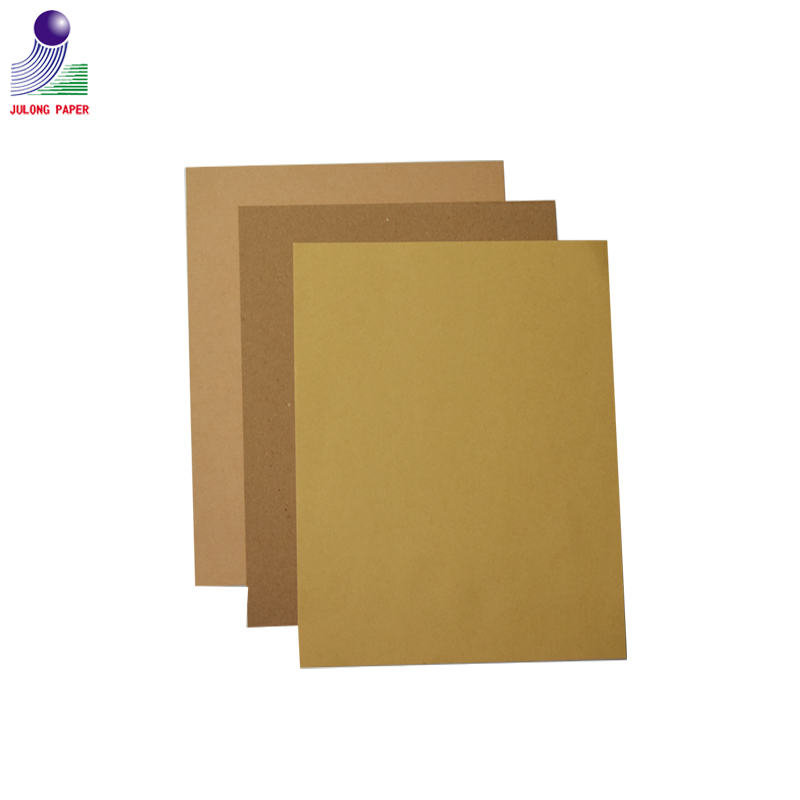 Hot sales heavy duty brown kraft paper roll