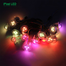 Disco stage rgb led dot light led point source lighting