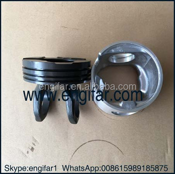 SCANIA PISTON AND LINER KIT DT12 EURO3 FORGED STEEL HEAD AND ALUMINUM SKIRT 40907600 LINER CYLINDER 50007886