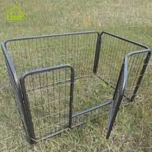 Tall Dog Playpen Crate Fence Exercise Pen