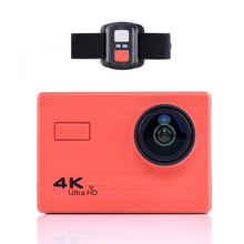 Go pro style 2.0 inch UHD underwater action camera 4k camcorder 4k