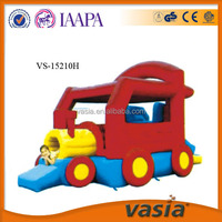 China Custom bouncy/bouncy castle paint/inflatable