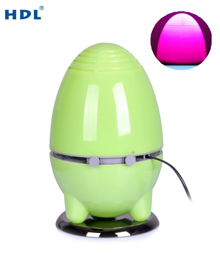 ionic air purifier Remove Dust Pullutants Increase Humidity 16W AC 220V Power Eliminate Bacterial and Virus Bring Anion Cute