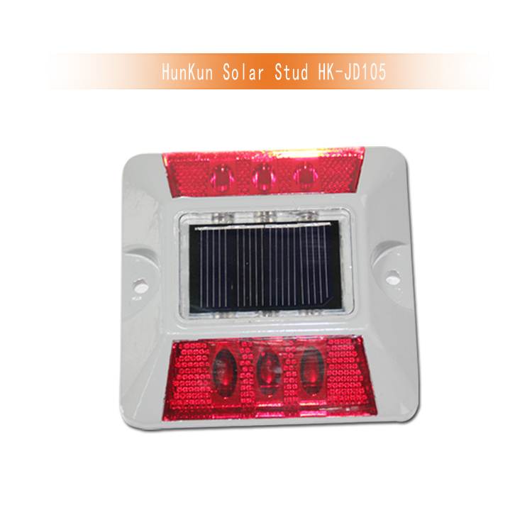 Aluminium Flashing Solar Road Stud