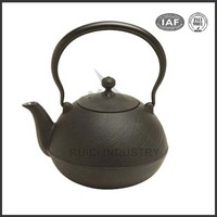 Cast iron teapot teapots metal
