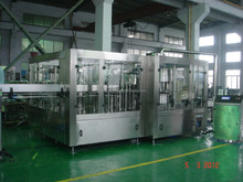 Soft/soda/carbonated drink manufacturing plant