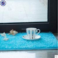 Eco-friendly polyester microfiber fire proof floor mat