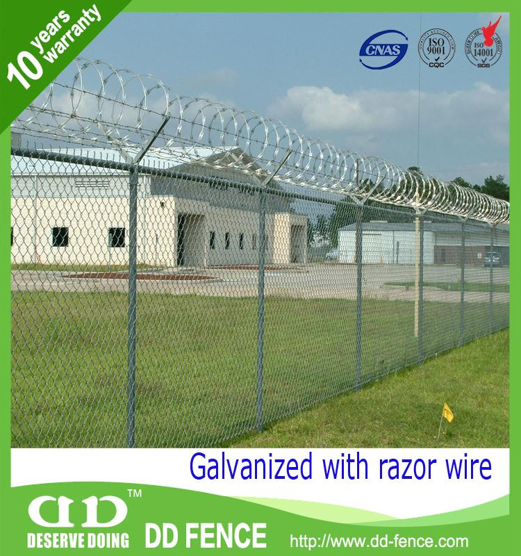 China Manufacturer sports ground From DouDou Metal Fence