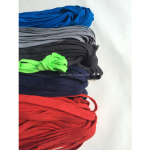 FACTORY 10MM Braided Band for Hoodie drawstring flat webbing