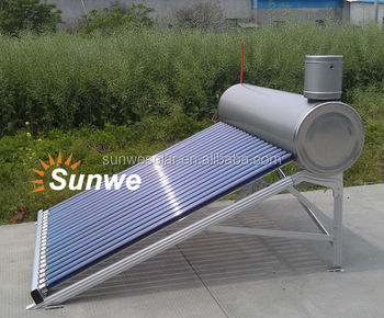 Non-pressurized Solar Water Heater (Good Quality and Competitive Price)