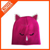 Wholesale 100% Acrylic Beanie Cat Ears Hat