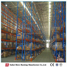 Storage solution definition storage VNA pallet racking system