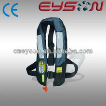 latest Nylon waterproof CE/ISO9001 approved life jacket with reflective tapes for adults and children
