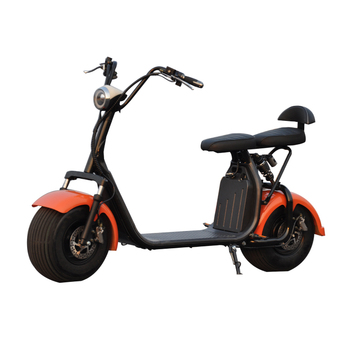 1000W 60V 12Ah lithium battery electric scooter