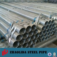 steel rigid galvanized steel pipe 4 inch