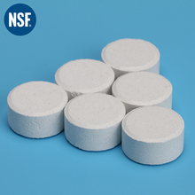 Disinfectant 65% 70% granular swimming pool chlorine calcium hypochlorite price