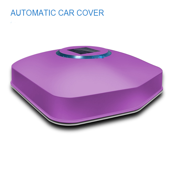 APP function Dust Sun Rain UV Protection Car Cover for Outdoor Indoor