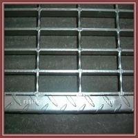 hot dipped galvanized industry composite steel stairs tread