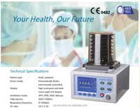 Portable Anesthesia Ventilator Machine SV310 With Lowest Price