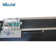 Industrial page counter/High speed separator combine with inkjet coder