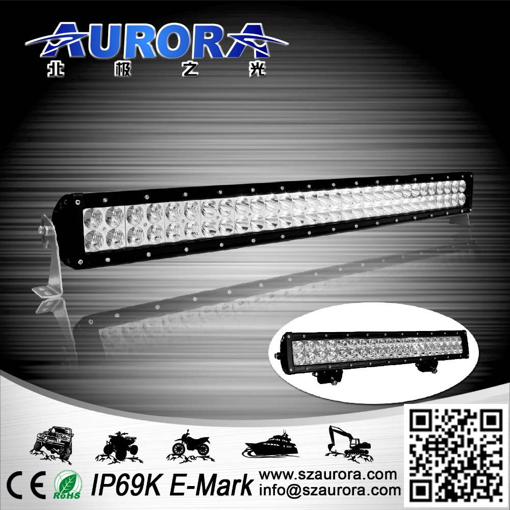 30inch double row led off road 4x4 atv quad