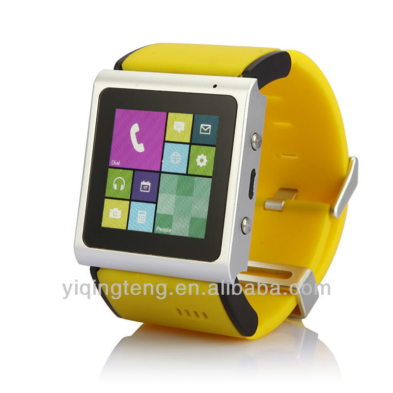 The latest and fashionable cheap touch screen watch phone