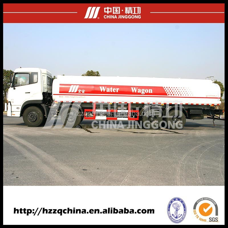 Factory Directly Supply Fuel Tanker Truck for Delivery Diesel