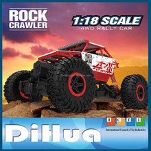 1:18 4 Wheel Drive RC Rock Crawler