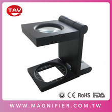 Printers linen testers and fabric foldable standing loupes magnifying