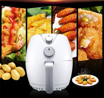 Hot Full Automatic Air Cookers Fryer Color Range