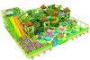 Kid Indoor Soft Playground/Children's Play Equipment/Indoor Playhouse KP150126