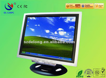 "12.1"" LCD panel touch screen Monitor with VGA,with Open Frame"