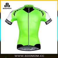 Comfortable Men Cycling Wear, Summer Use cool-keeping cycling wear