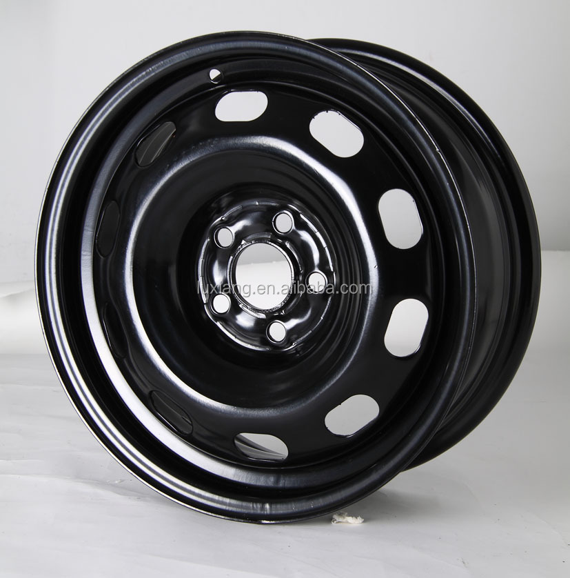 "18"" North American passenger car steel wheel"