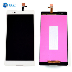 Wholesale price mobile phone replacement lcd touch screen digitizer for sony xperia t2 ultra d5303 d53