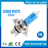Buy high brightness h4 halogen bulbs 12v 55/60w with ROHS in China ...