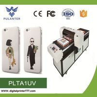 Famous brand digital flatbed printer,multi-function uv let light printer
