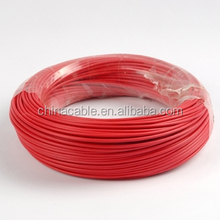 THHN THW THWN WIRE 18AWG 16AWG 14AWG 12AWG 10AWG 8AWG copper pvc insulation nylon jacket electric building wire